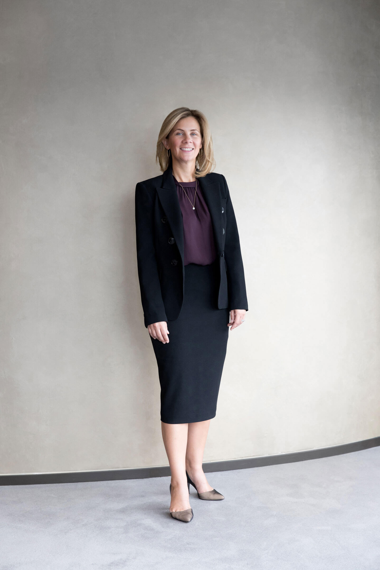 Kate Branscombe - Vice-President, 
